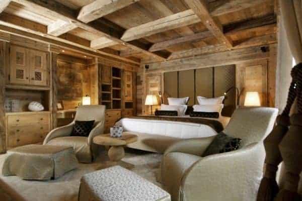 Chalet Emerald: Bedroom