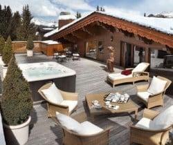 Penthouse Gema: Terrace
