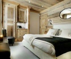 Chalet Grande Dame: Bedroom