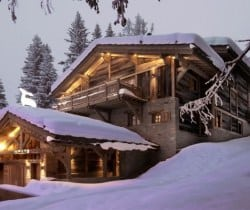 Chalet Grande Dame: Outside view