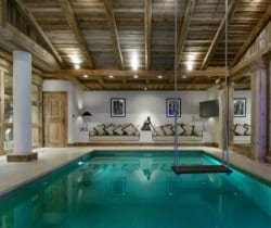 Chalet Grande Dame: Pool