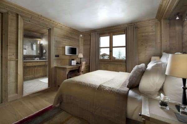 Chalet Montara: Bedroom