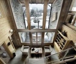 Chalet Montara: Interior