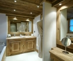 Chalet Smara: Bathroom