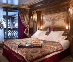 Chalet Apartment Summit I: Bedroom