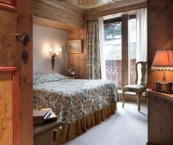 Chalet Apartment Summit II: Bedroom