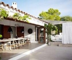 Villa Amala: Terrace