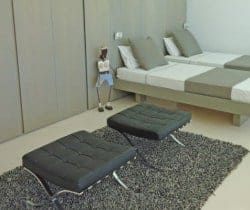 Villa Bulbul: Bedroom