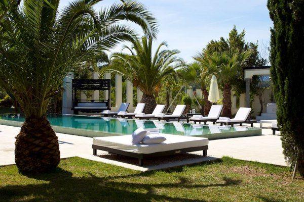 Villa Comares: Pool