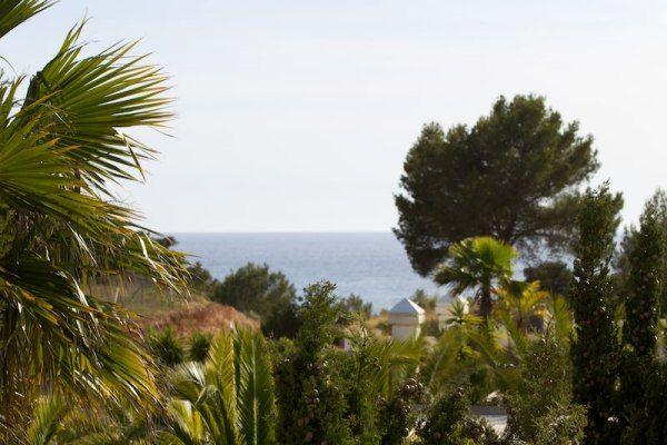 Villa Comares: View