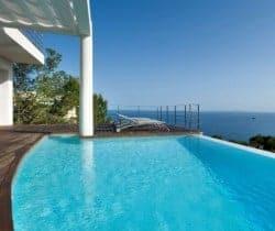 Villa Diantha: Pool