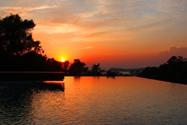 Villa Estella: Sunset