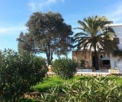 Villa Durga: Garden