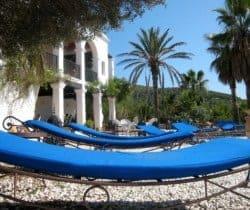 Villa Durga: Solarium