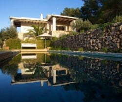 Villa Magat: Outside view