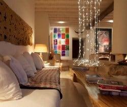 Villa Magat: Living area