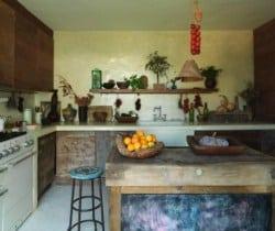 Villa Magat: Kitchen