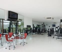 Villa Myrinan: Gym
