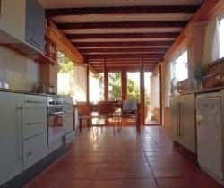 Villa Roana: Kitchen