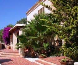 Villa Roana: Garden