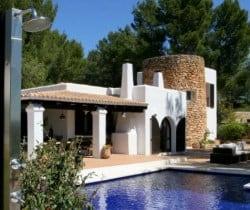 Villa Tuiga: Outside view