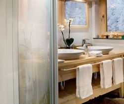 Chalet Graf: Bathroom