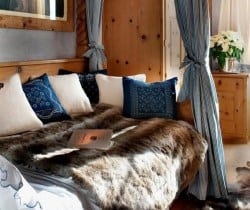 Chalet Graf: Single bedroom