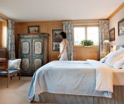 Chalet Graf: Double bedroom