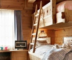 Chalet Graf: Bunk bedroom