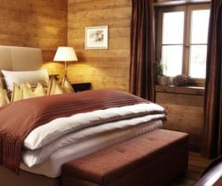 Chalet Zeris: Bedroom