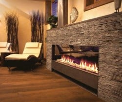 Chalet Zeris: Spa relaxation room