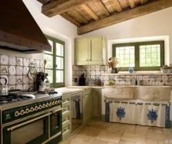 Casale Fonte: Kitchen