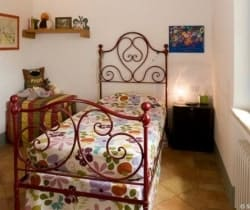 Casale Fonte: Bedroom