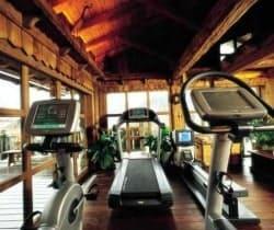 Chalet Titania: Fitness room