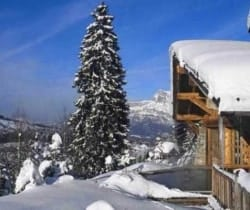 Chalet Titania: Outside view