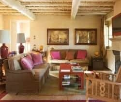Villa Ansonica: Living room