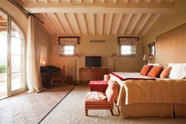 Villa Brunello: Guest House - Bedroom