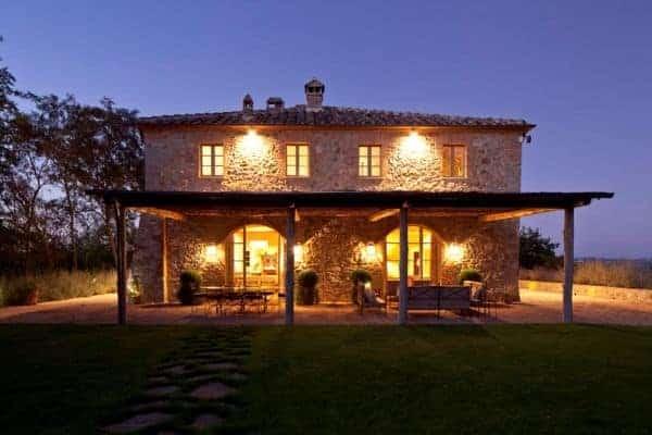 Villa Brunello: Outside view