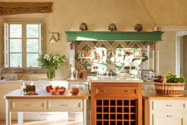 Villa Brunello: Kitchen
