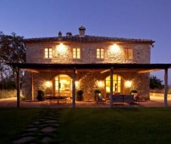 Villa Brunello: Outside view