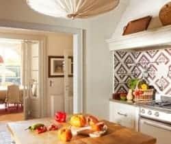 Villa Chianti: Kitchen