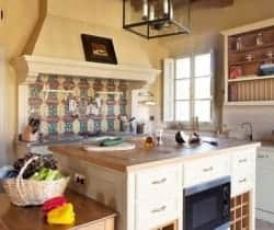 Villa Cornia: Kitchen