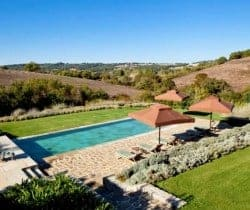 Villa Cornia: Pool