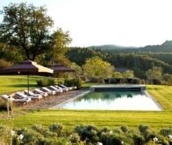 Villa Montalcino: Pool