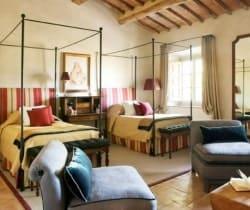 Villa Morellino: Bedroom