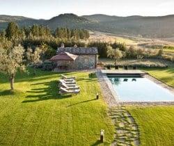 Villa Morellino: Pool