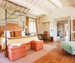 Villa Orcia: Bedroom