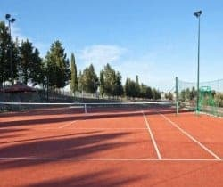Villa Sovrana: Tennis Court