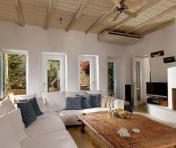 Villa Levanda: Living area