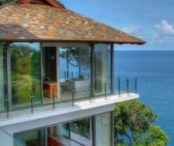 VIlla Minh: Outside view